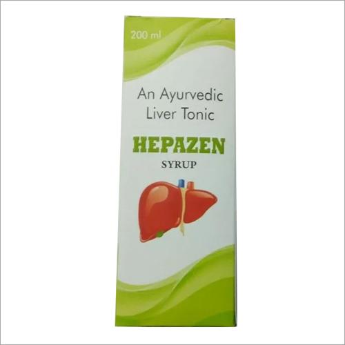200 ml AN Ayurvedic Liver Tonic