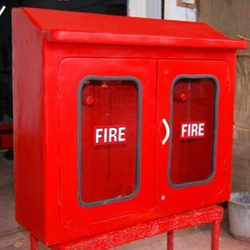 FRP FIRE BOX