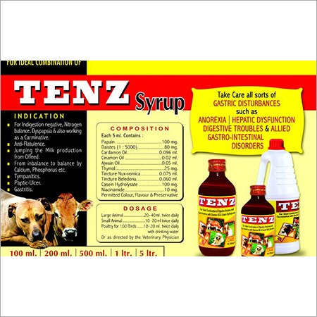 TENZ Syrup