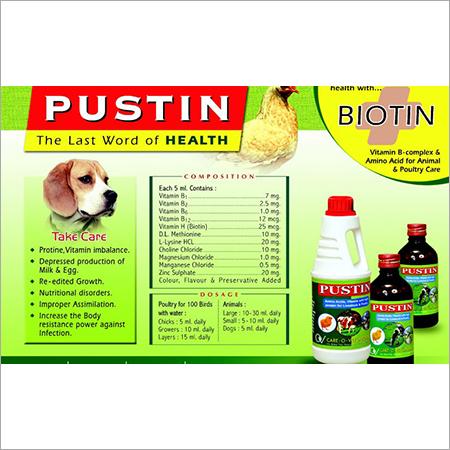 Veterinary Tonic