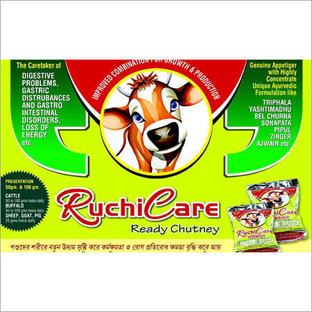 RUCHICARE  Ready Chuteny