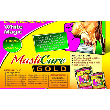 MASTICARE GOLD  A BOON to LACTATION