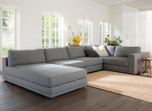 Plush & Classy Sofa
