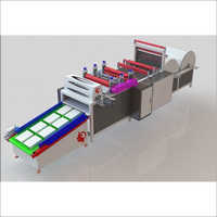 A4 sheet size copier paper making machine
