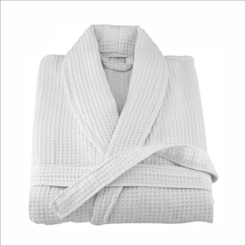 White Cotton Bathrobes