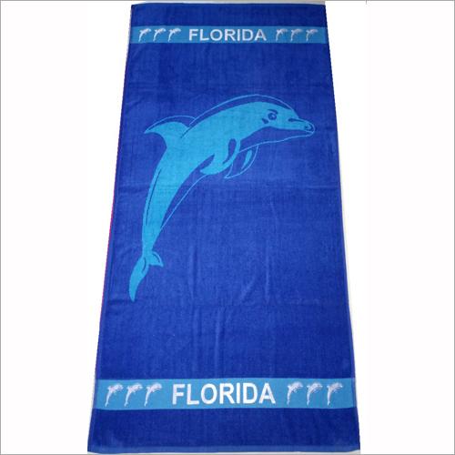 Soft Cotton Beach Towels