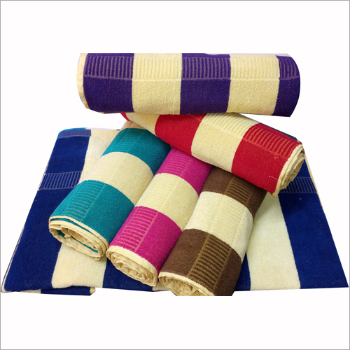 Cream Cabana Towels