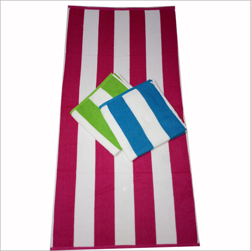 Cabana Striped Bath Towels