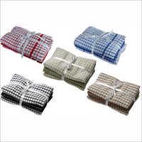 Mono Checks Kitchen Towel Sets