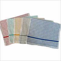 Mono Check Kitchen Towels