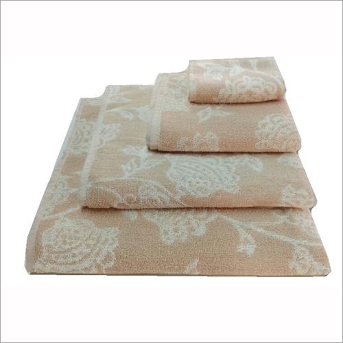 3 Cotton Bath Towel Set