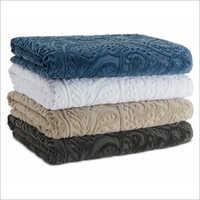 Jacquard Cotton Bath Towels