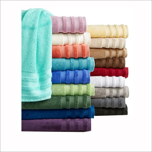 Solid Mill Made Towels