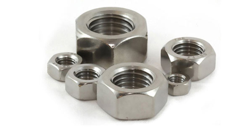 Zinc Plated Hexagonal Nut