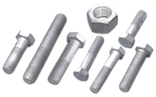Hot Dip Galvanized Nut with Re tapping