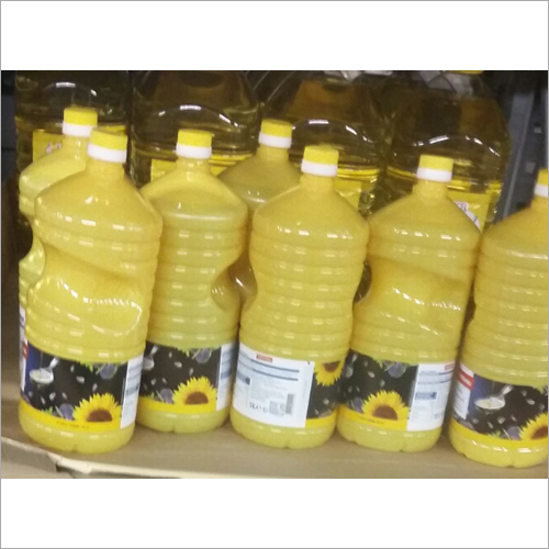 Sunflower Edible Oil