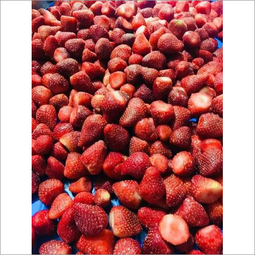 Frozen Strawberries