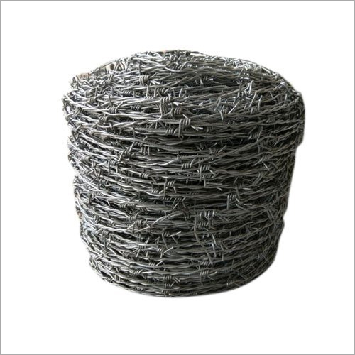 Steel Barbed Wire