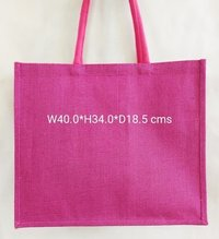 Eco Friendly Jute Bags with Rope Handle
