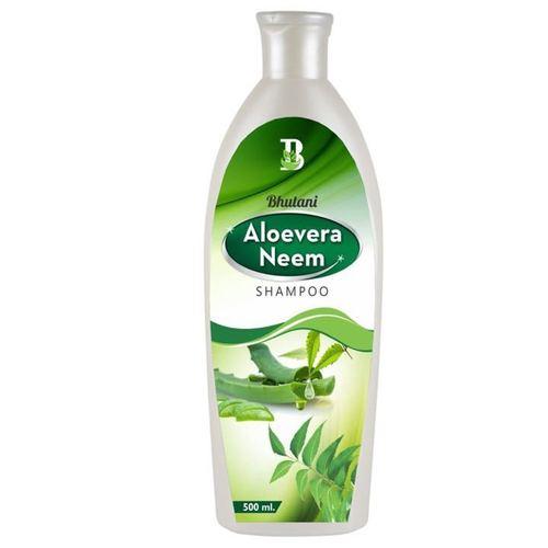 Bhutani Aloevera Neem Shampoo 500 ml