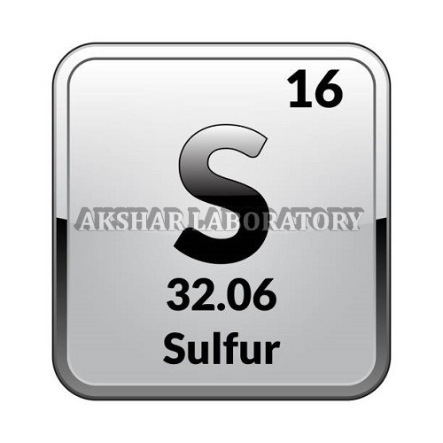 Sulfur Analysis Services