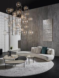 Branded Sofa