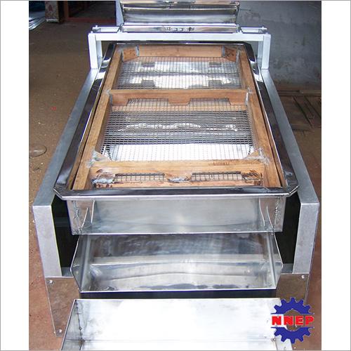 Stainless Steel Grader Machine
