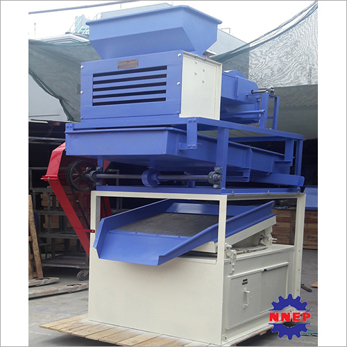 Sesame Cleaning Grader Machine