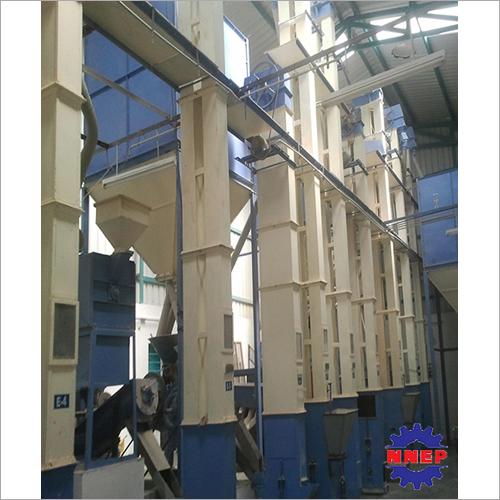 Industrial Flour Elevator
