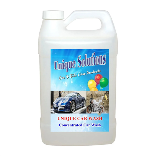 Concentrated Car Wash Chemical