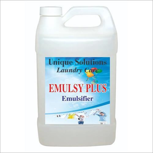 Laundry Emulsifiser Plus Chemical