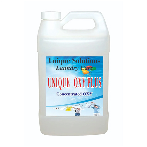 Laundry Concentrated OXY Plus Chemical