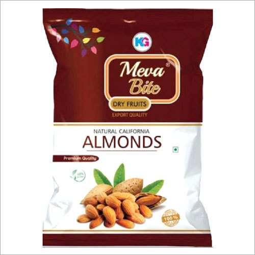 Mevabite Natural California Almonds