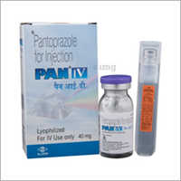 Pantoprazole Injection 40 mg.
