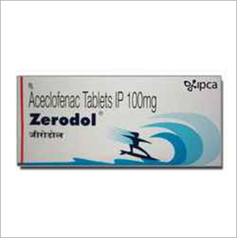 Aceclofenac 100 mg Tablets