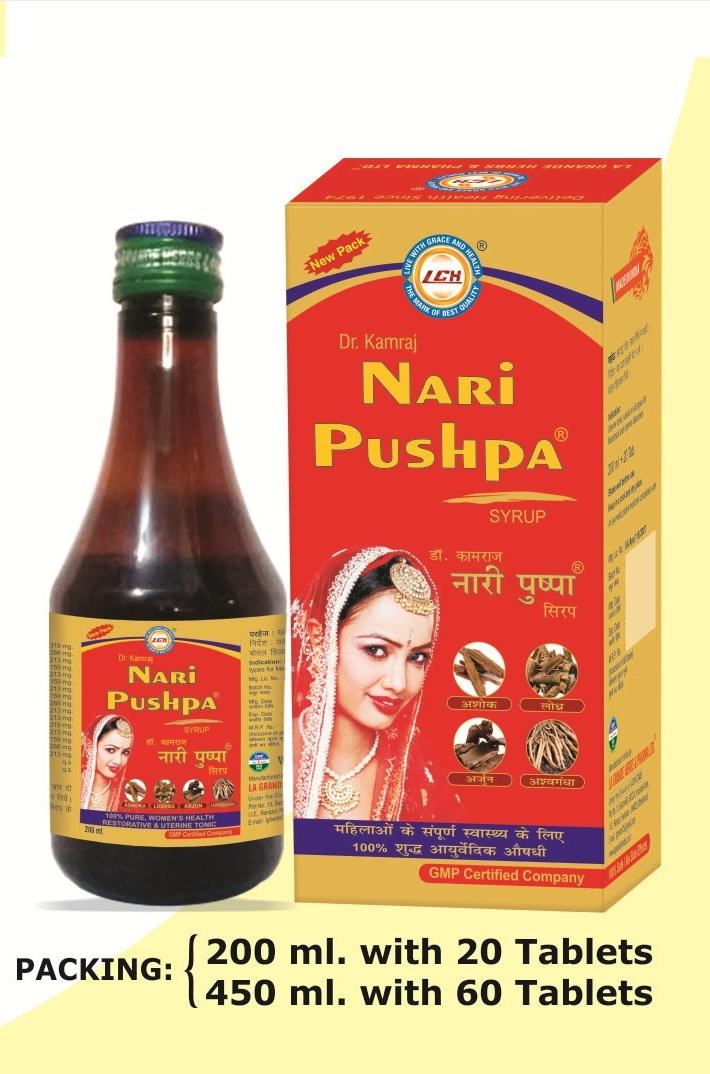 Nari Pushpa Uterine Tonic