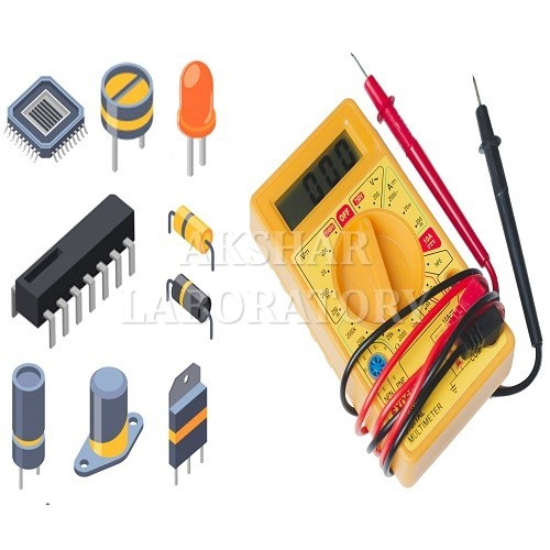 Electrical And Electronic Parts Testing Services