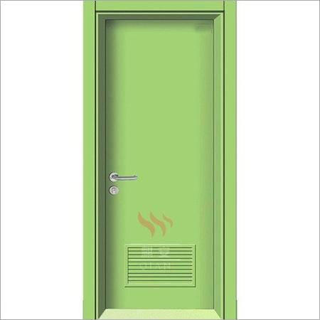Steel Flush Doors