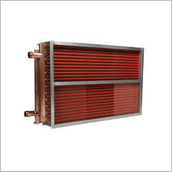 Condenser Coil With Copper Fin