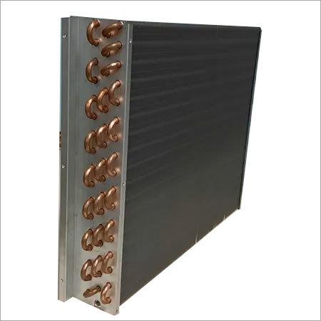 Window AC Condenser Coil