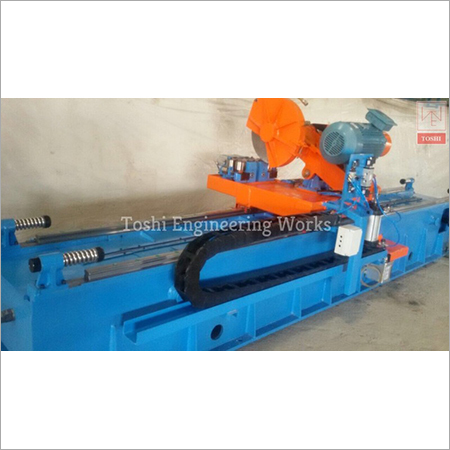NC Flying Cold Saw Cut-Off