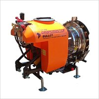 Bullet Air Blast Sprayers