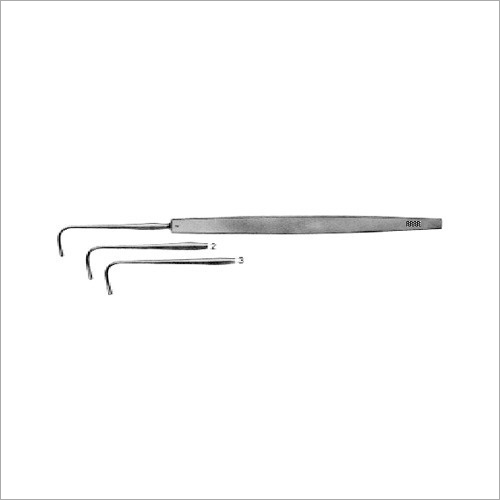 Ophthalmic Grafe Muscle Hook
