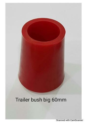 Red Poly Bush Trailer Big