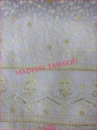 Embroidery Silk Fabric