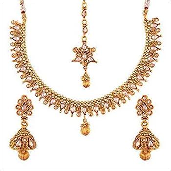 Artificial Fancy Jewellery Set