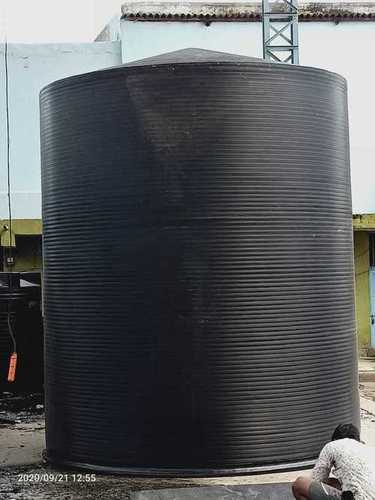 HDPE Fabricated Spiral Tank