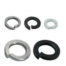 Steel Flat Section Spring Washers IS 3063