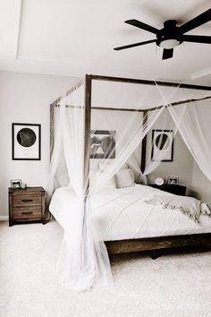 Canopy Bed