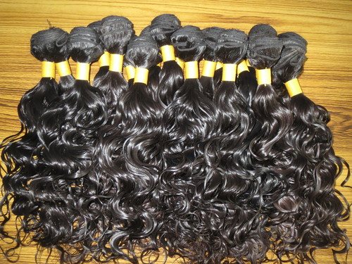 New Donor Unprocessed Indian Human Hair Exporter
